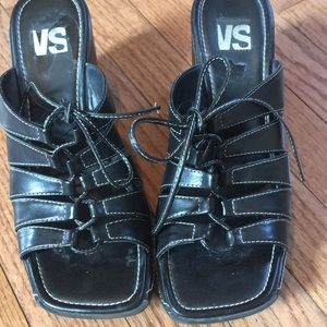 Via Spiga Shoes - Via Spiga Wedge Samdal
